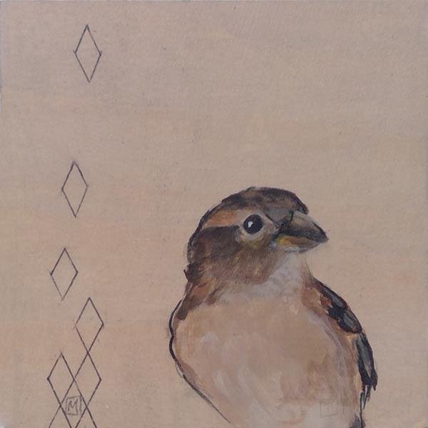 Sashiko-Woodland-Sparrow-4x4-1